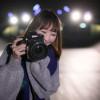 もう夜撮も怖くない! LEDライトでカメラ女子x夜景ポートレートを撮る方法