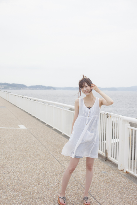 japanese girl Summer sea2
