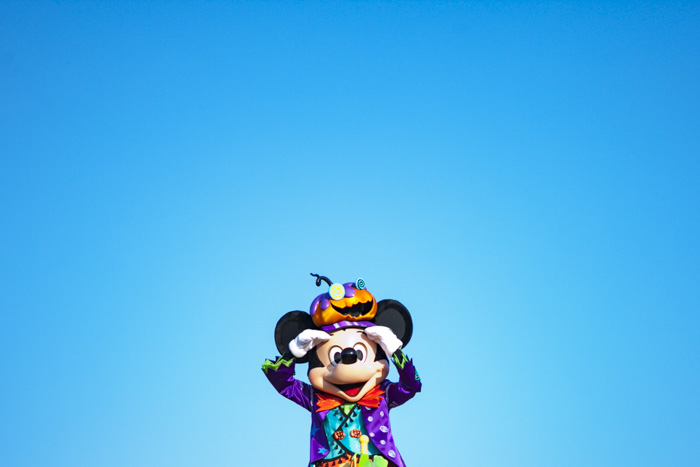 MickeyMouse Halloween