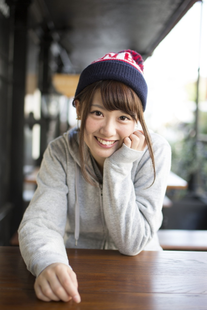 Japanese Kawaii Girl AW2