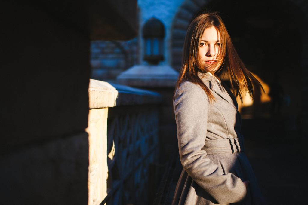 Model Portrait03