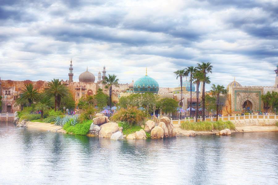 DisneyPhotoBlog DisneySEA scenery5