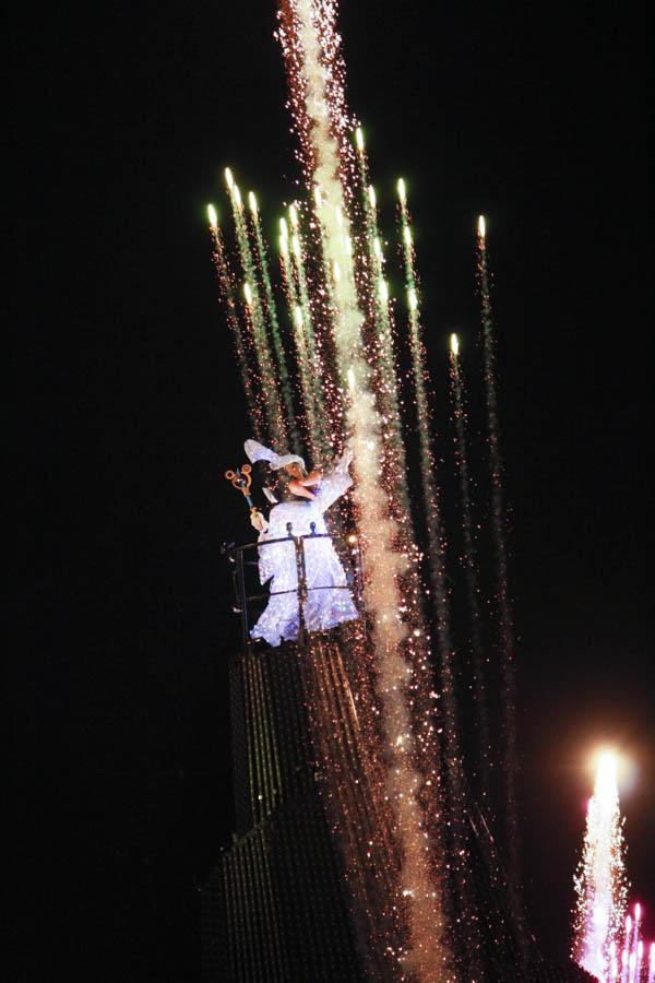 DisneyPhotoBlog DisneySEA Fantasmic!